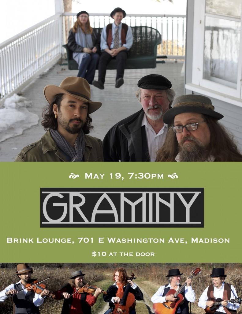 Graminy at the Brink 5-19-17